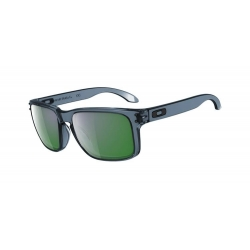 OAKLEY HOLBROOK CRYSTAL BLACK EMERALD IRIDIUM
