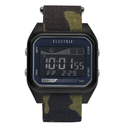 ELECTRIC ED01 TIDE NATO BLACK/CAMO