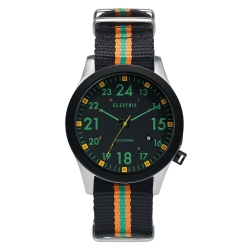 ELECTRIC FW01 NATO BLACK/GREEN